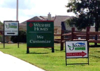 Real Estate & Builder Signage