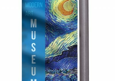 Pole Pocket Banners