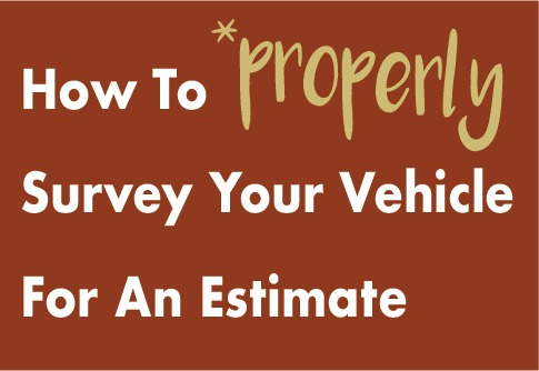 Vehicle Estimate
