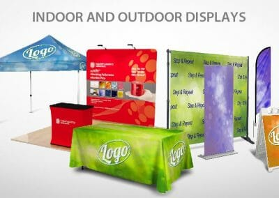 Trade Show Displays/Tents