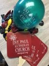 Custom Printed Balloons and Fans